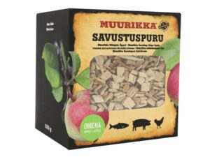 Muurikka dřevěná štěpka – Jablko 550 g
